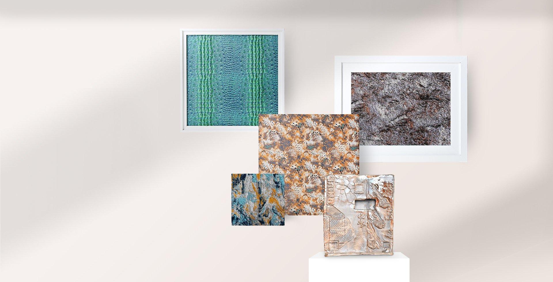 PAIHO Artistic Jacquard Woven Fabric