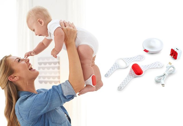 Baby wearable devices